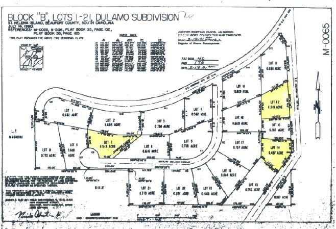 311 Dulamo Road,St. Helena Island,South Carolina 29920,Land,Dulamo Road,1050